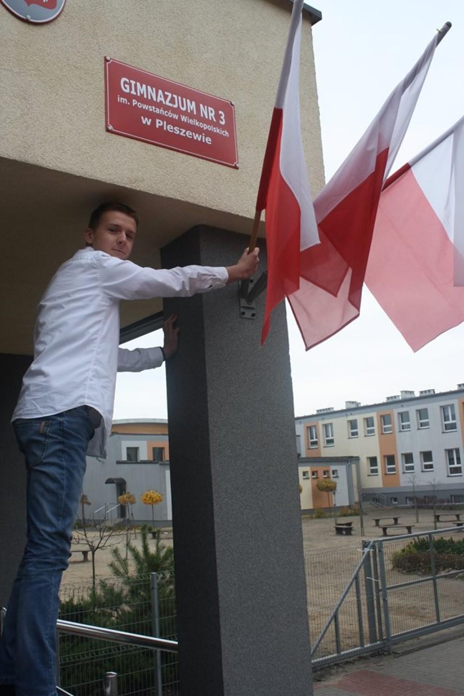 11 listopada w ZSP nr 3 w Pleszewie