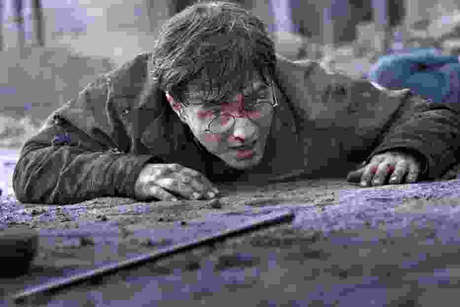 """""""Harry Potter i Insygnia Śmierci"""" - kadr z filmu"""