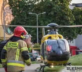 Zmarła ośmiolatka potrącona przez auto w centrum Oleśnicy