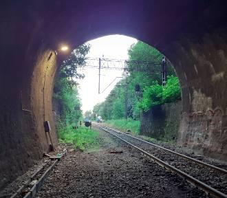 Niesamowity tunel kolejowy – najdłuższy na Śląsku. Zdjęcia