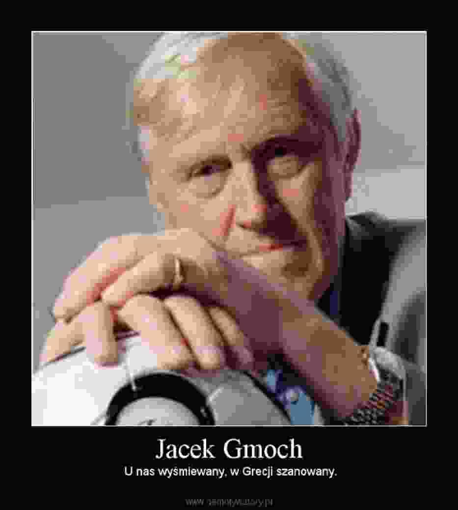 Jacek Gmoch: Piłkarz, trener, komentator. Dla ciebie tylko maże pisakiem po ekranie