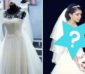 Suknia ślubna z internetu? Panny młode płakały jak mierzyły