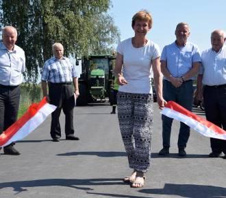 Nowa droga w Sokołowie Budzyńskim - dzisiaj odbyło się uroczyste otwarcie (ZDJĘCIA)