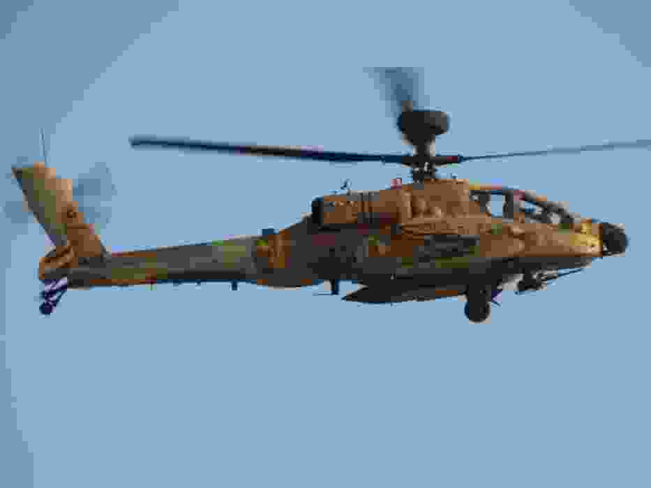 Ah-64d - Apache