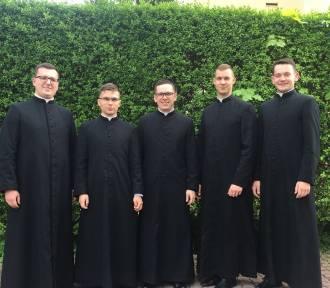 Święcenia diakonatu w katedrze zamojskiej