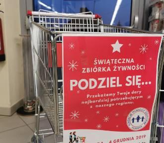 Fundacja Humana dla potrzebujących. Trwa świąteczna zbiórka żywności