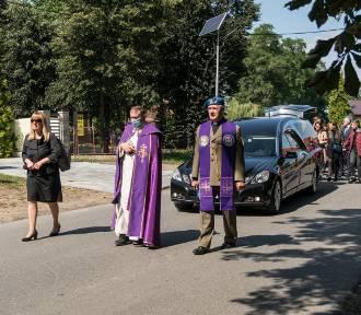 Pogrzeb Kazimierza Samulczyka