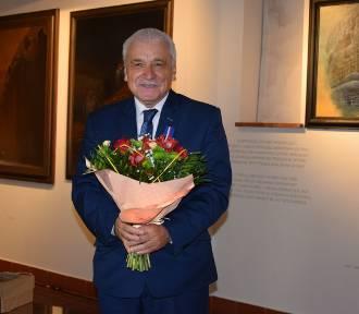 """Wiesław Banach otrzymał Srebrny Medal """"Zasłużony Kulturze Gloria Artis"""" [ZDJĘCIA]"""