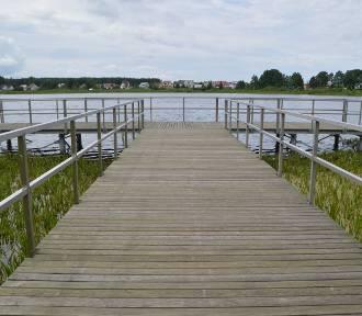 Ratują jezioro w Trzebielinie