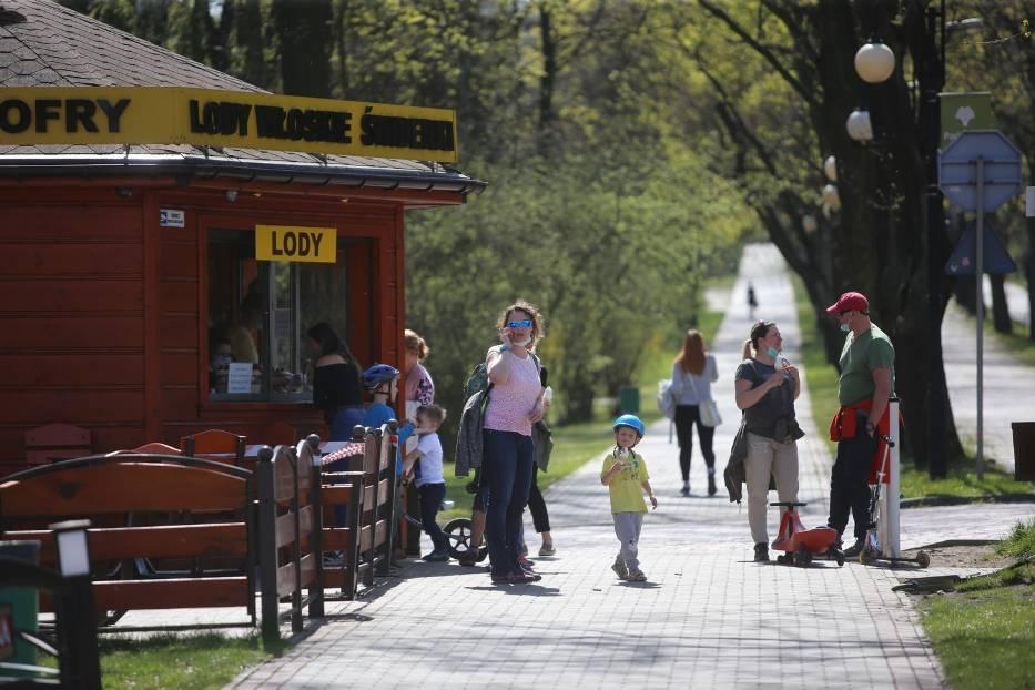 Lokale w Parku Śląskim