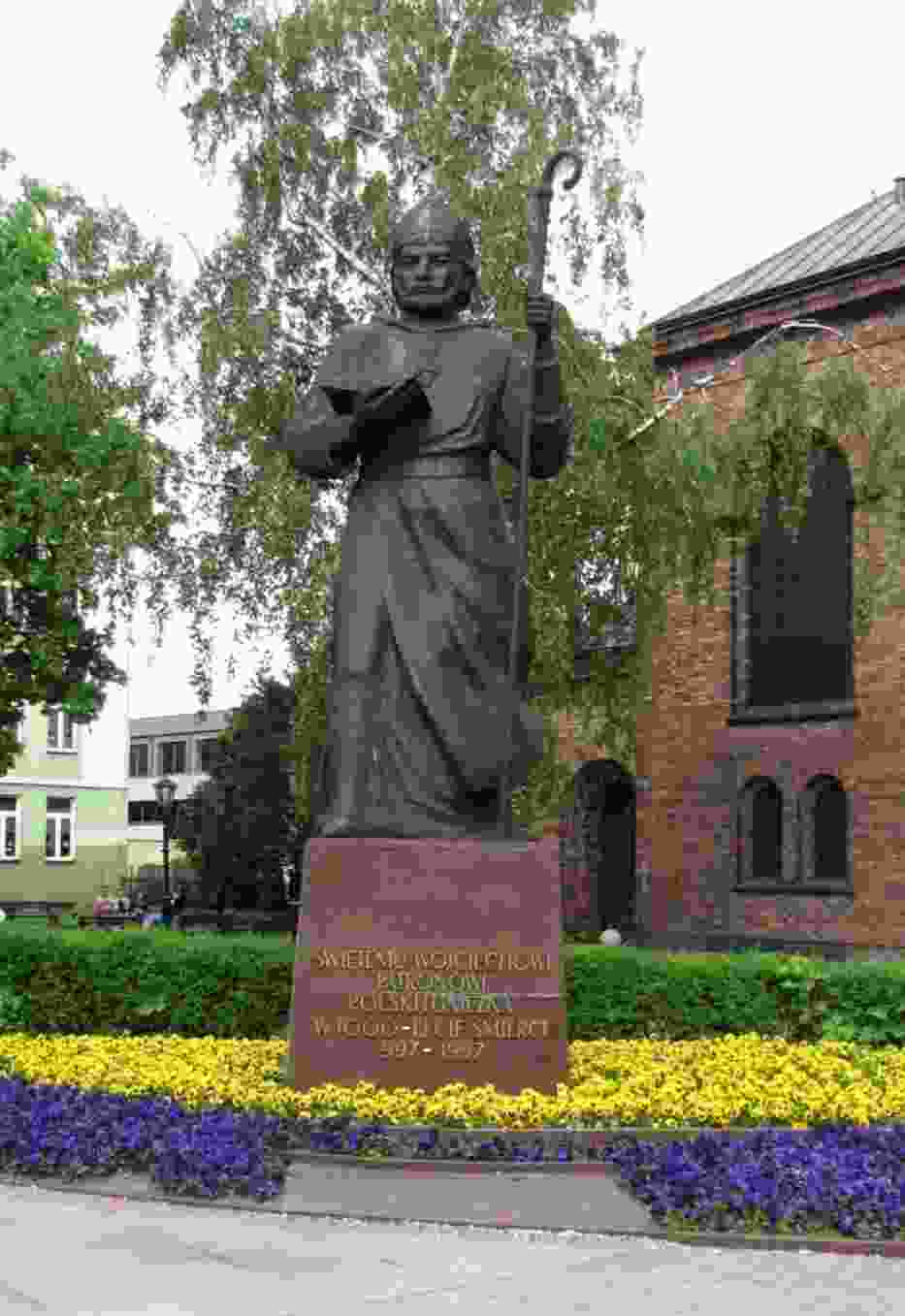 pomnik w Gnieźnie