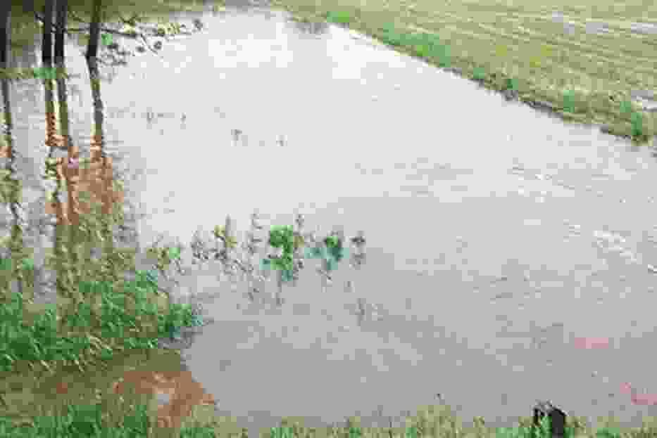 Przebudowany Potok Mąkołowski spełnił swoją rolę podczas powodzi