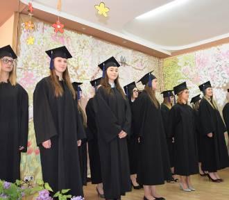 Pożegnanie maturzystów z ZSP w Nietążkowie [FOTO]