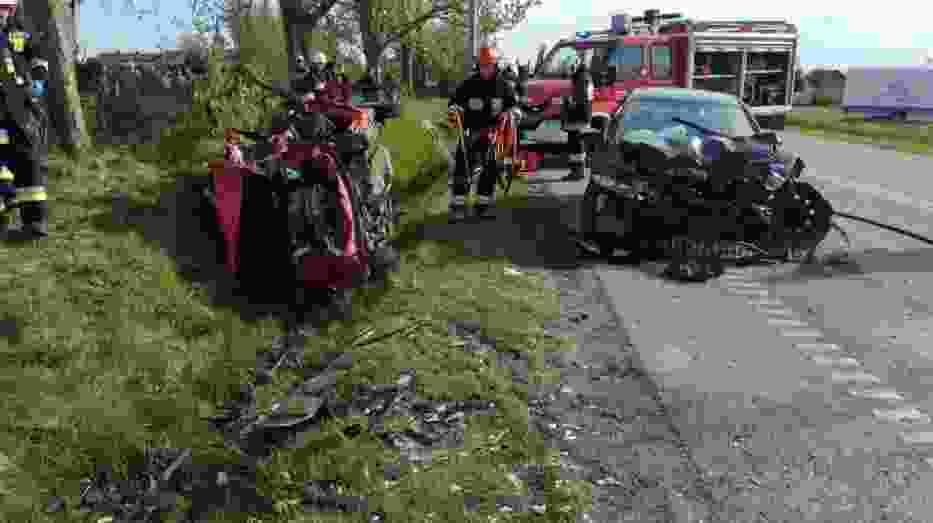 Tragiczny wypadek w Swarzewie