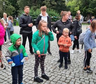 Kalisz: Nietypowy koncert pod basztą Dorotką. ZDJĘCIA