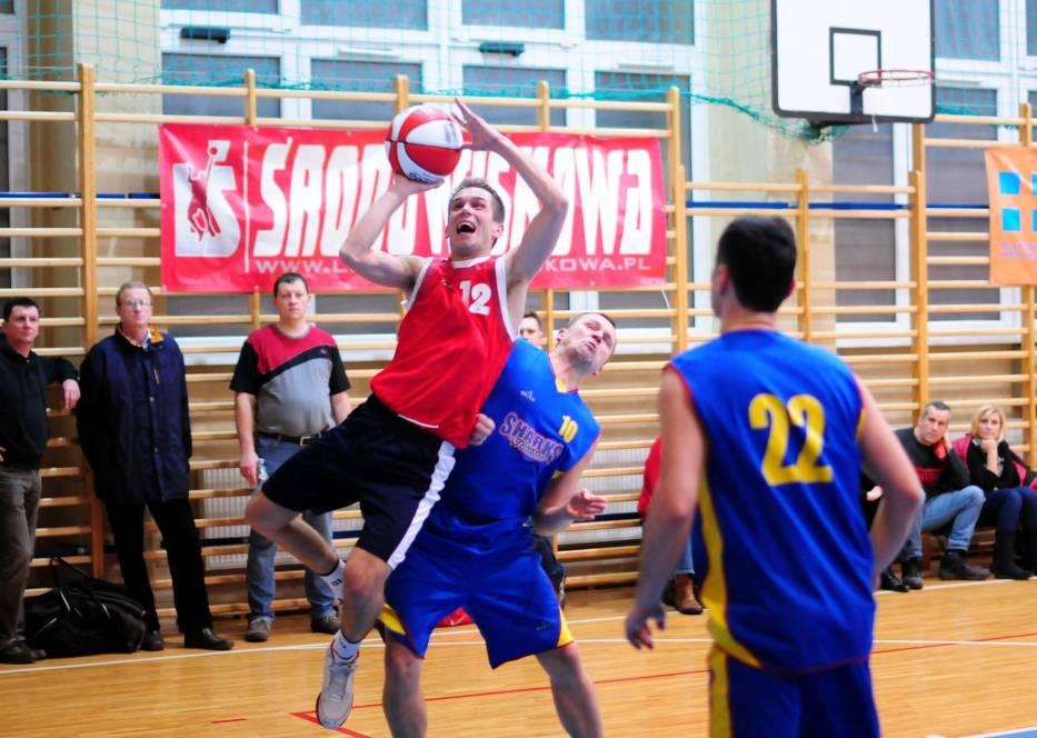 Radosław Ostrowski z tytułem MVP finału dywizji Maxibasketball pomorskiej Ligi Środowiskowej