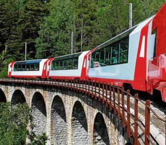 Pociągi z wielkimi oknami będą nową atrakcją turystyczną Małopolski?