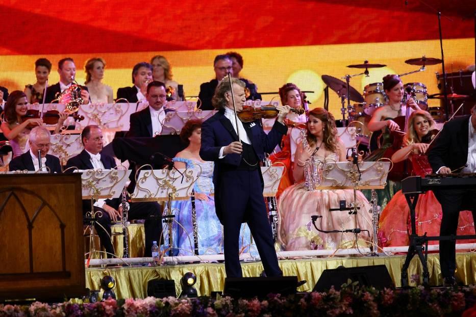 Andre Rieu wystąpi w Łodzi 26 maja