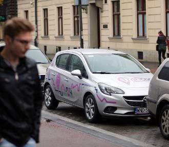 Carsharing w Poznaniu. Weź auto na minutę!
