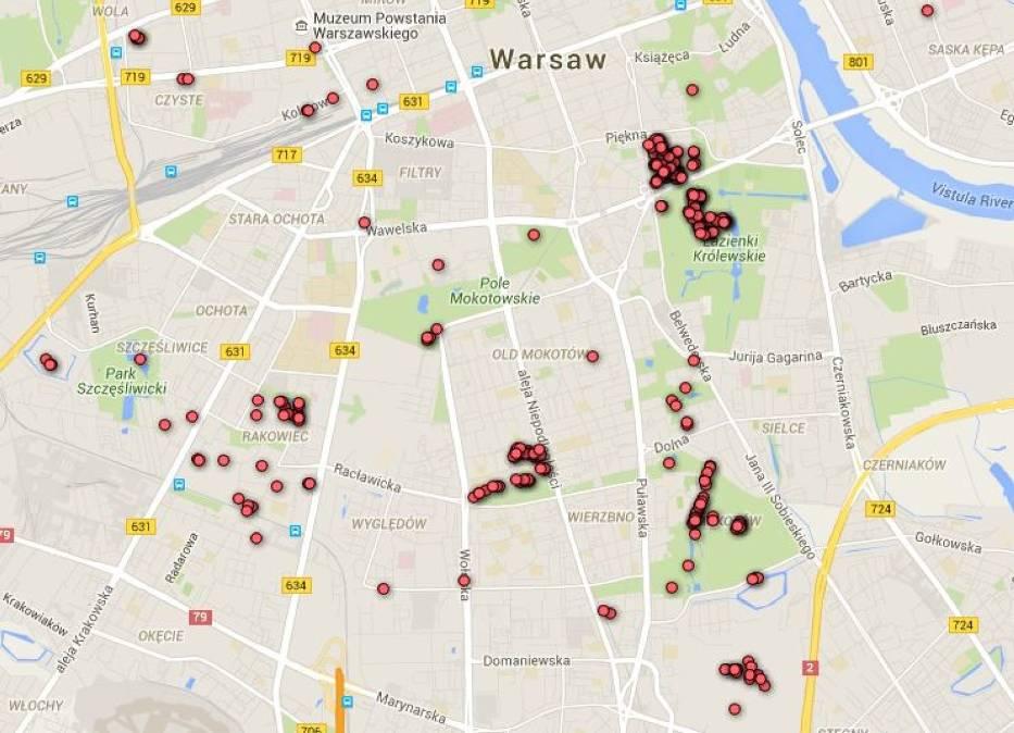Freeganizm W Warszawie Czyli Gdzie Znalezc Darmowe Naturalne