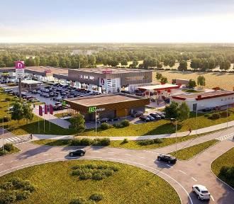 Pod Wrocławiem powstanie nowe centrum handlowe. Zobacz gdzie i jakie w nim będą sklepy [ZDJĘCIA]