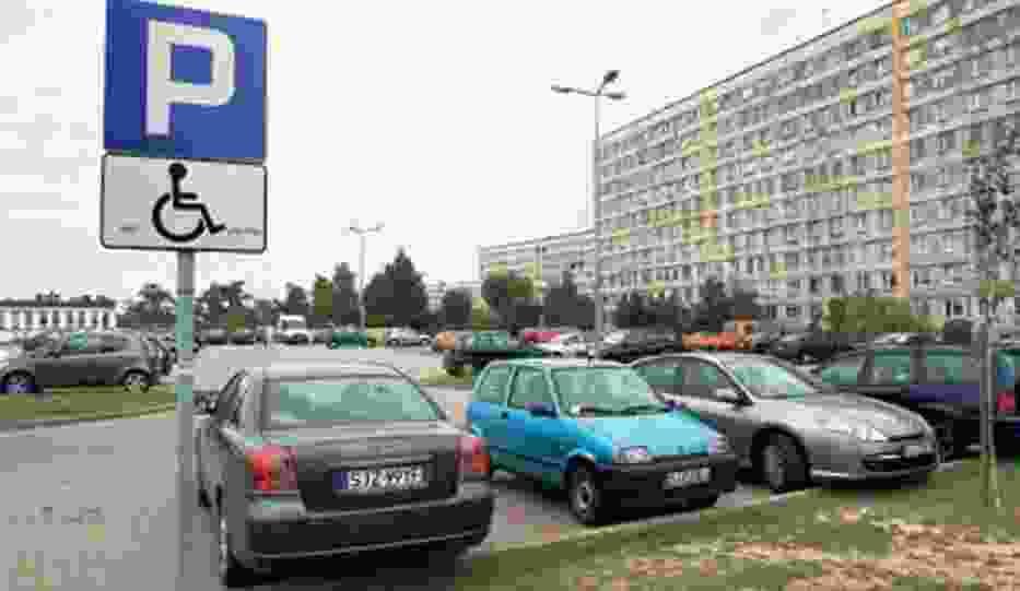 Na osiedlu Staszica zbudowano chodniki i parking