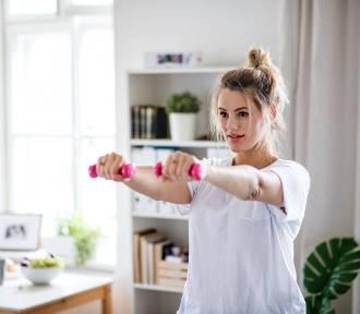 Ćwiczenia w domu. Sprawdź, jak codzienny trening wpływa na zdrowie i odporność