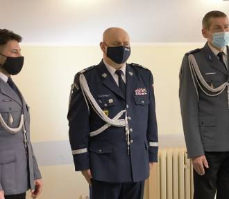 Powiat nowodworski: zmiana na stanowisku Komendanta Powiatowego Policji
