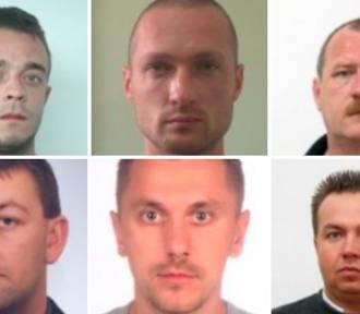 Poszukiwani za oszustwa w woj. małopolskim. Rozpoznajesz kogoś z nich?