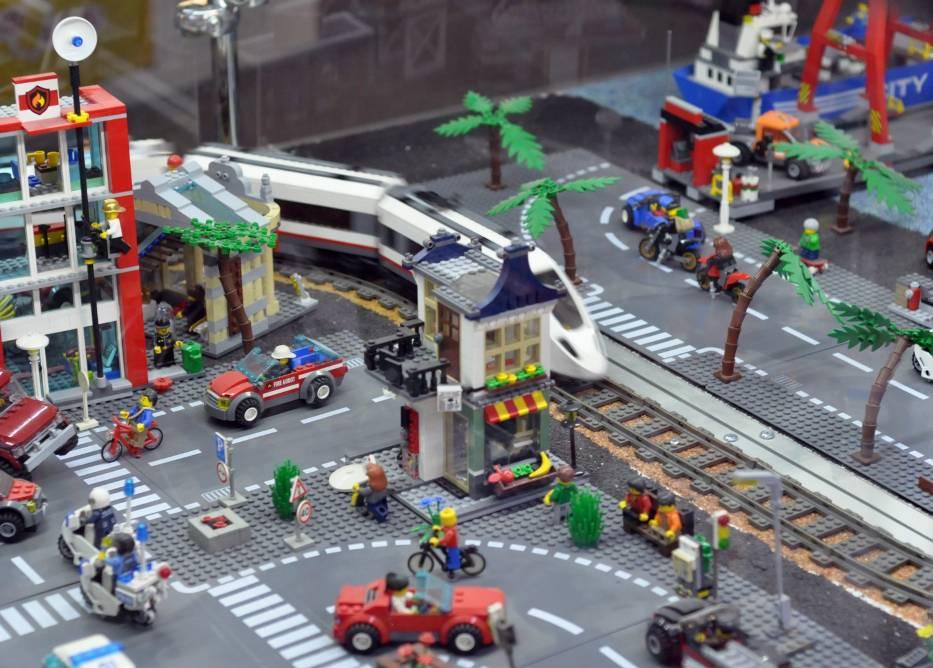 Wystawa Klocki Lego Krakow Naszemiastopl
