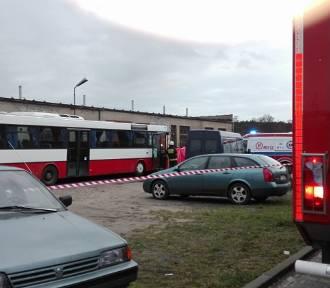Tragiczny wypadek w Sierakowie - nie żyje jedna osoba