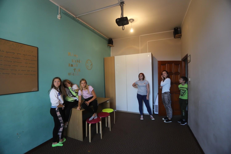 Zdecydowanie potrzebny jest remont w Domu Aniołów Stróżów w Katowicach-Załężu