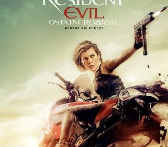 Resident Evil: ostatni rozdział - finałowa część sagi w kinach od piątku