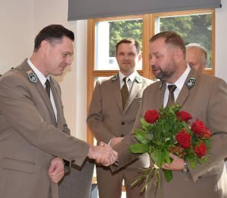 Nadleśnictwo Kościerzyna ma nowego szefa. Został nim Michał Jaworski
