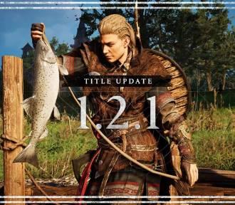 Nowa aktualizacja 1.2.1 do Assassin's Creed Valhalla już jest