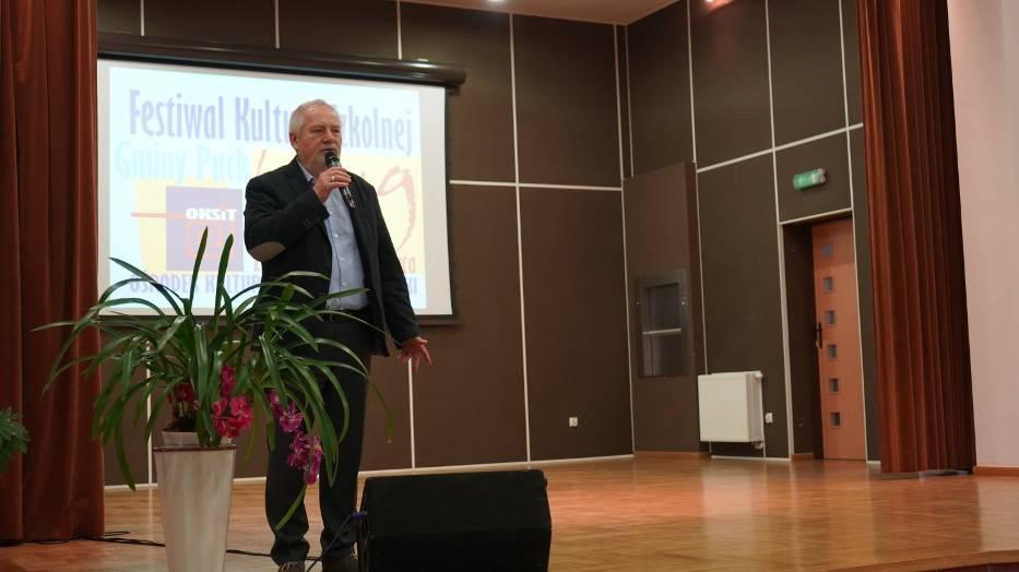 Podsumowanie roku kultury w szkołach gminy Puck 2019