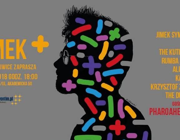 5 i 6 października w Arenie Gliwice będzie miała miejsce pierwsza edycja festiwalu Jimek+. Jest to kontynuacja koncertów z plusem autorstwa Krzysztofa Materny, które odbywały się w ramach festiwalu Solidarity of Arts w Gdańsku i cieszyły się ogromnym zainteresowaniem. Ostatni z serii plus, JIMEK+ w 2016 roku zgromadził kilkunastotysięczną publiczność. Teraz impreza przenosi się do Gliwic, a jej muzycznym szefem został ceniony aranżer i kompozytor – Radzimir Dębski (Jimek). Odbędą się dwa duże koncerty, oba startują o godz. 18. Usłyszymy m.in. Kaliber 44, The Kuti Mangoes, Miuosha, Krzysztofa Zalewskiego, The Dumplings oraz orkiestrę symfoniczną pod dyrekcją samego Jimka. Bilety na pojedyncze dni od 119 zł.