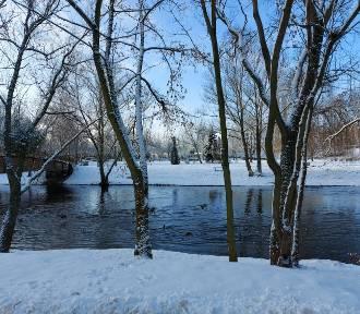 Piękna i bajkowa zima w Brodnicy. Miasto pod śniegiem. Zobaczcie zdjęcia i wideo
