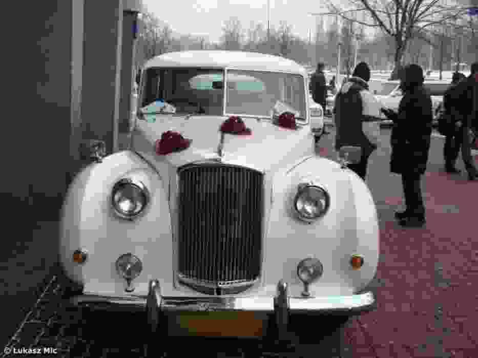 Prezentowany model pochodzi z 1960 r