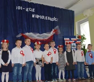 100 lat Niepodległości: Przedszkole nr 1 w Skierniewicach [ZDJĘCIA]