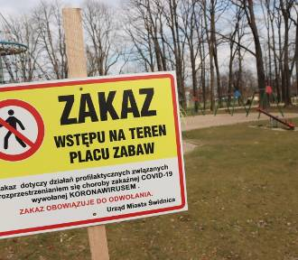 Świdnica: place zabaw, orliki oraz przyszkolne obiekty sportowe zamknięte do odwołania!
