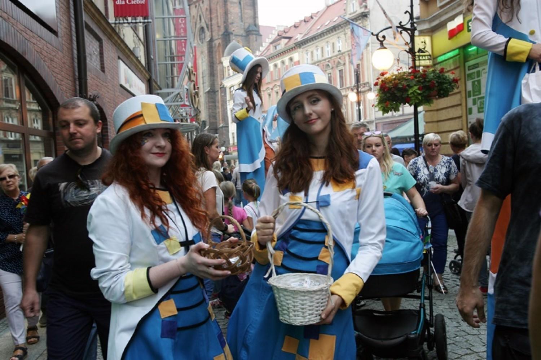 Imieniny ulicy Najświętszej Marii Panny w Legnicy
