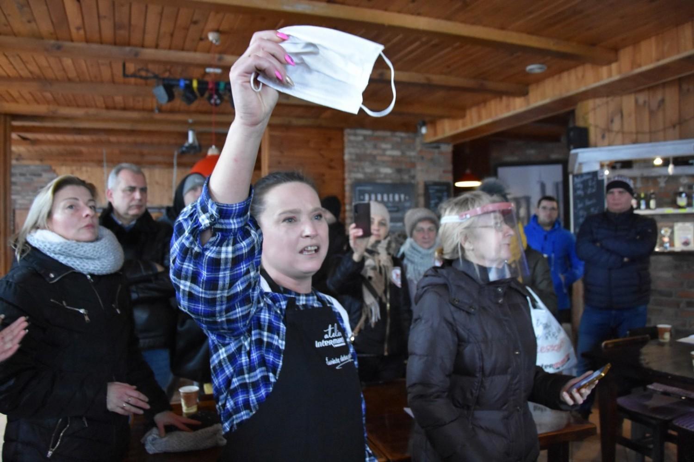 Bogusława Prosół ogłosiła swój lokal wolnym, a klienci wsparli ją w tej ciężkiej sytuacji!