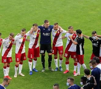 ŁKS Łódź pokonał Stomil Olsztyn 3:0. Zobaczcie jak to zrobił - ZDJĘCIA