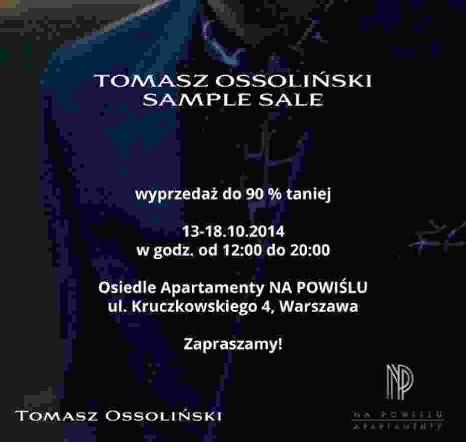 garnitur od tomasza ossolińskiego