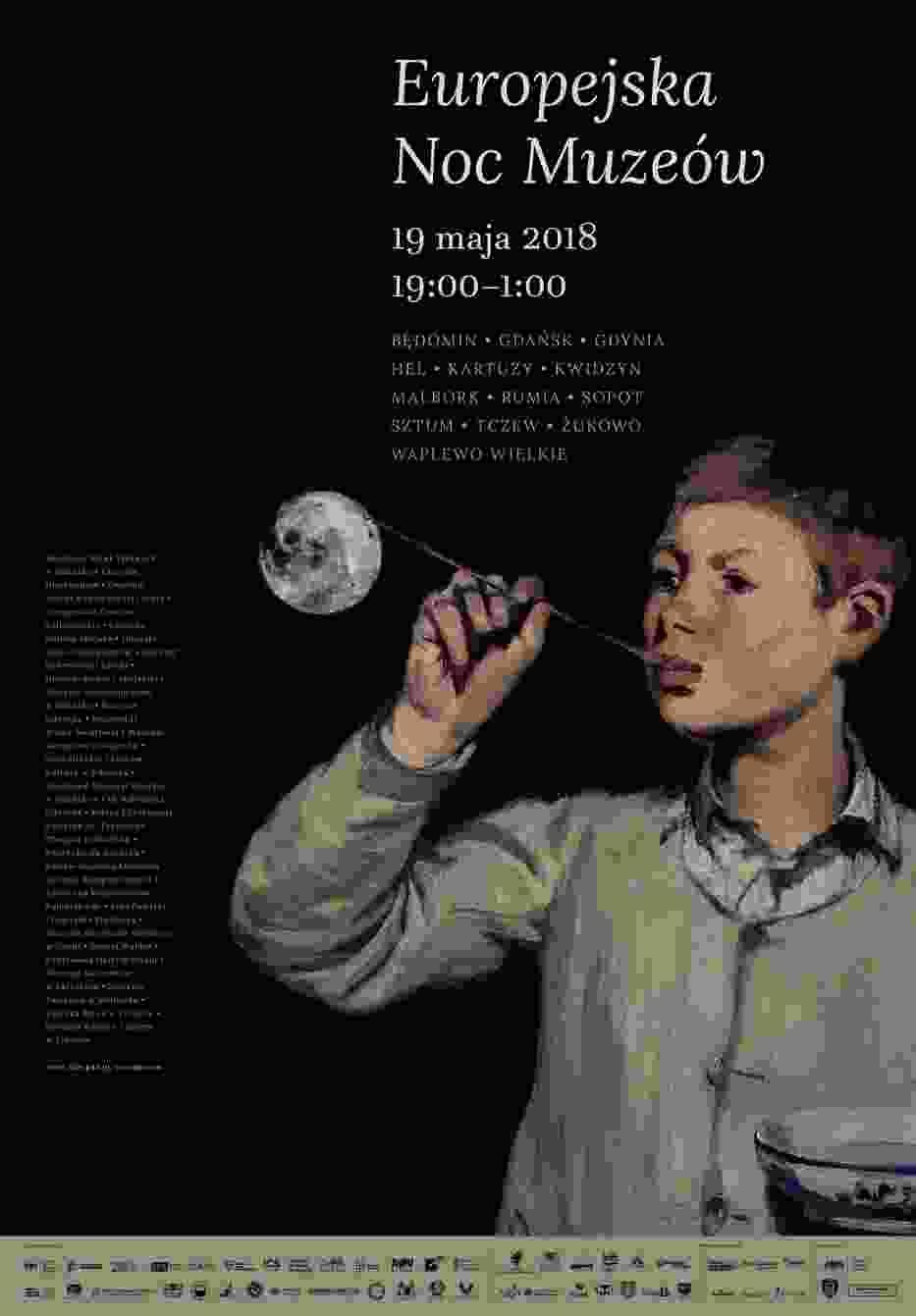 Europejska Noc Muzeów 2018