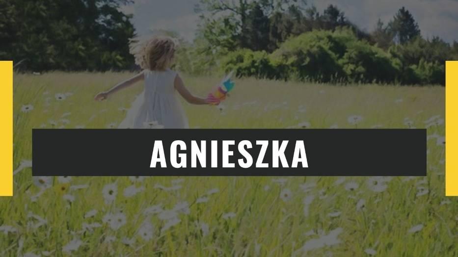 Imiona żeńskie, które znajdziecie w kolejnych slajdach, zdaniem Mieczysława Rościszewskiego mogły narazić naszą pociechę na