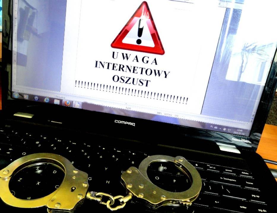 Policja Poznań: Internetowy złodziej ukradł 23 tysięcy