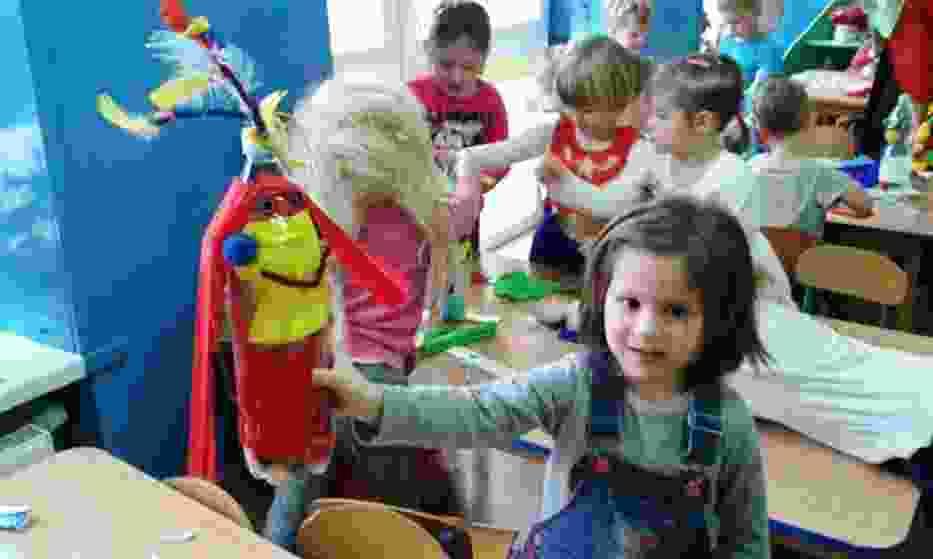 """""""Dzień Cudaka"""" w przedszkolu nr 4 w Zduńskiej Woli"""