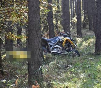 Śmiertelny wypadek w Stradomi Dolnej. Nie żyje 21-letni mieszkaniec gminy Syców